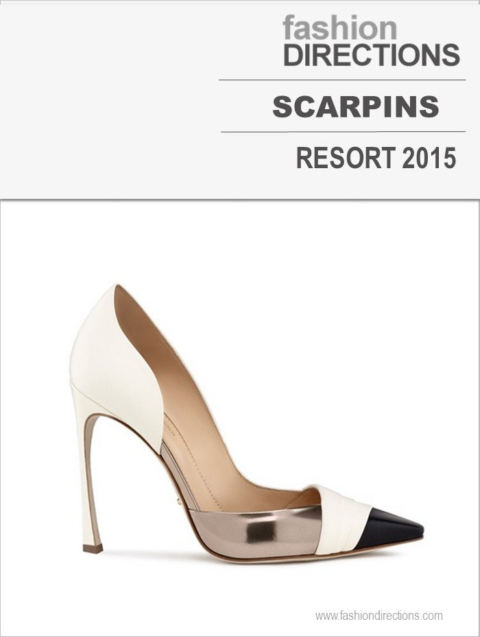 Scarpins Resort 2015 Fashion Directions
