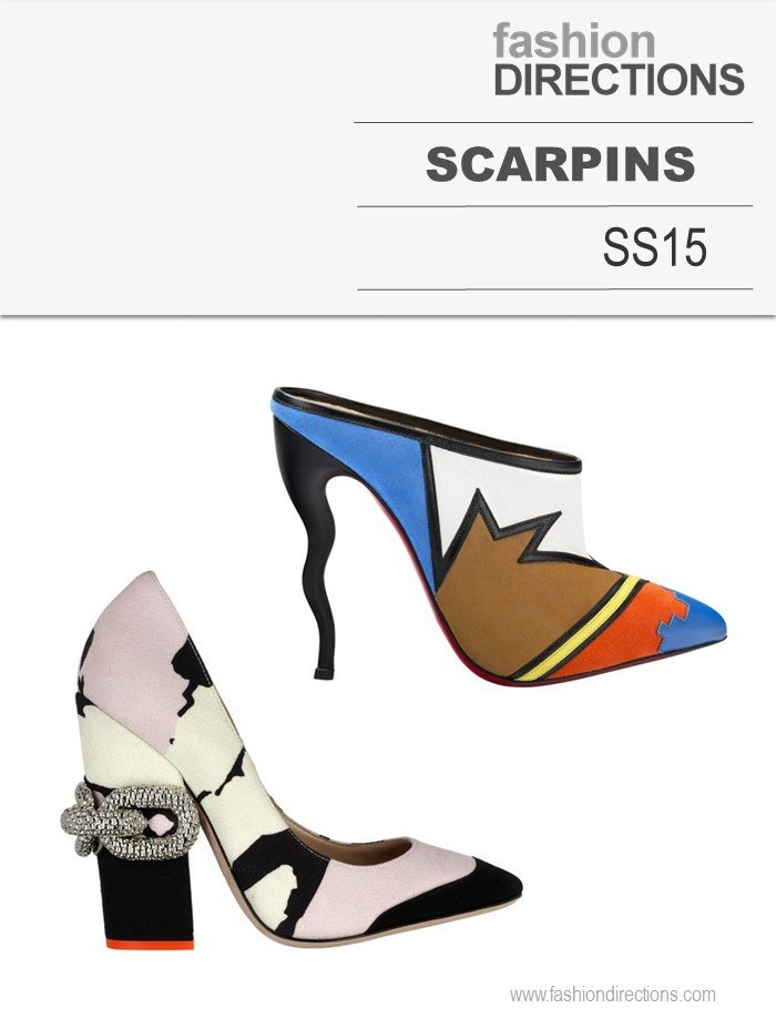 Scarpins SS15 Fashion Directions