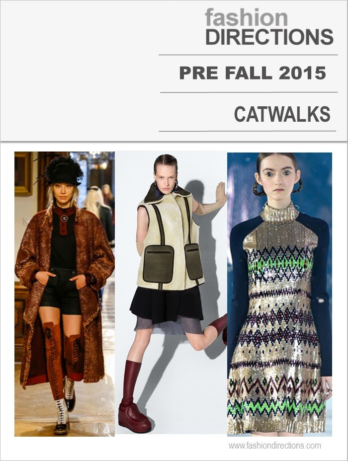 COVER Catwalks Pre Fall 15