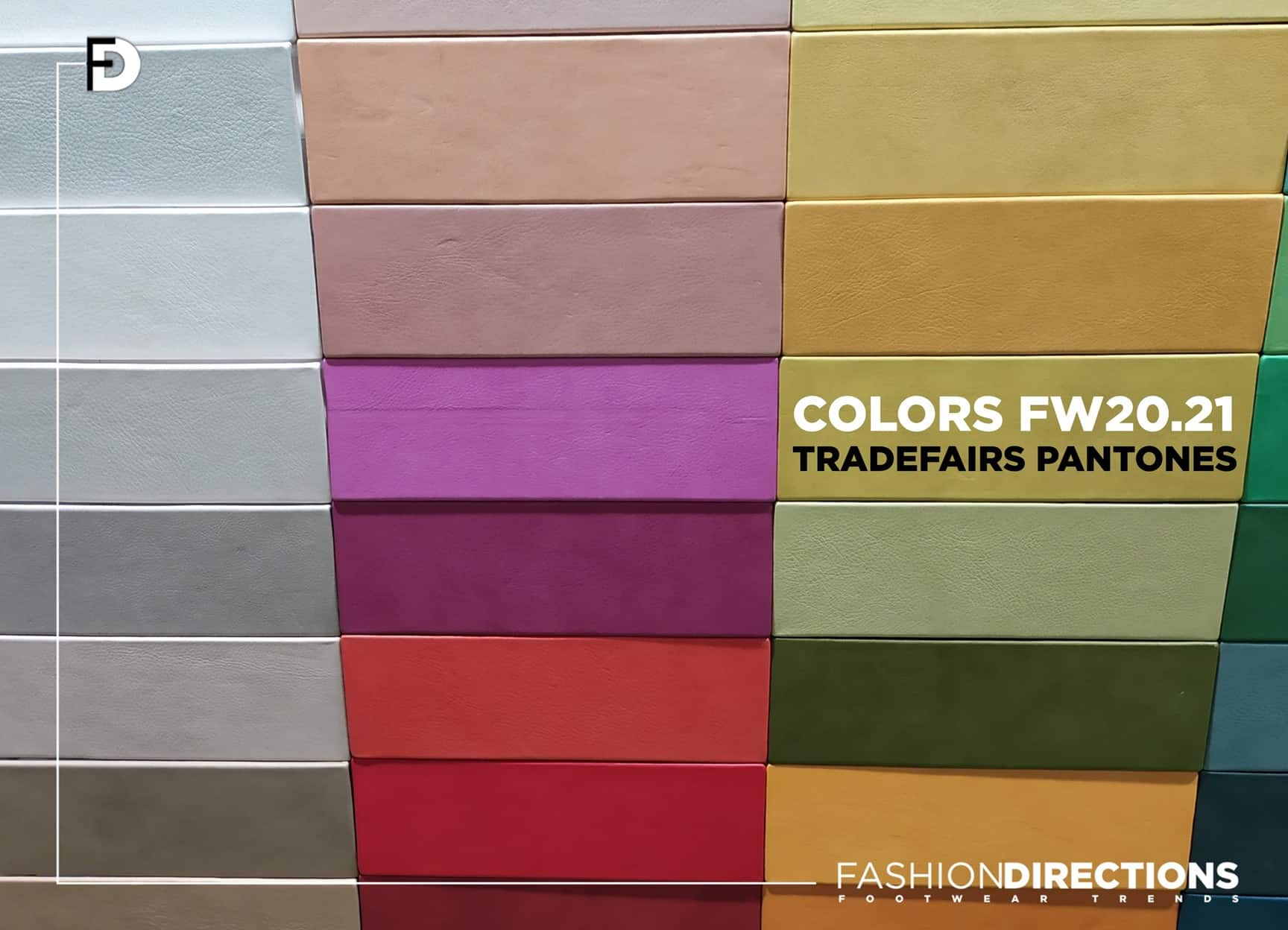 Colors FW20.21 Pantones 1