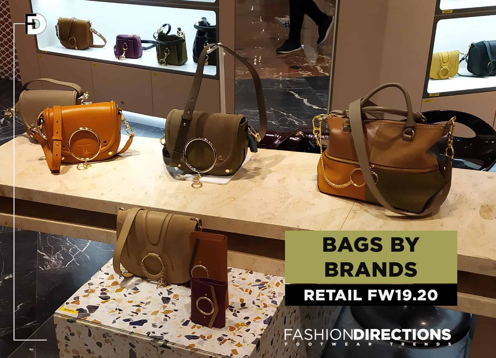 Retail Bags FW19.20 By Brands
