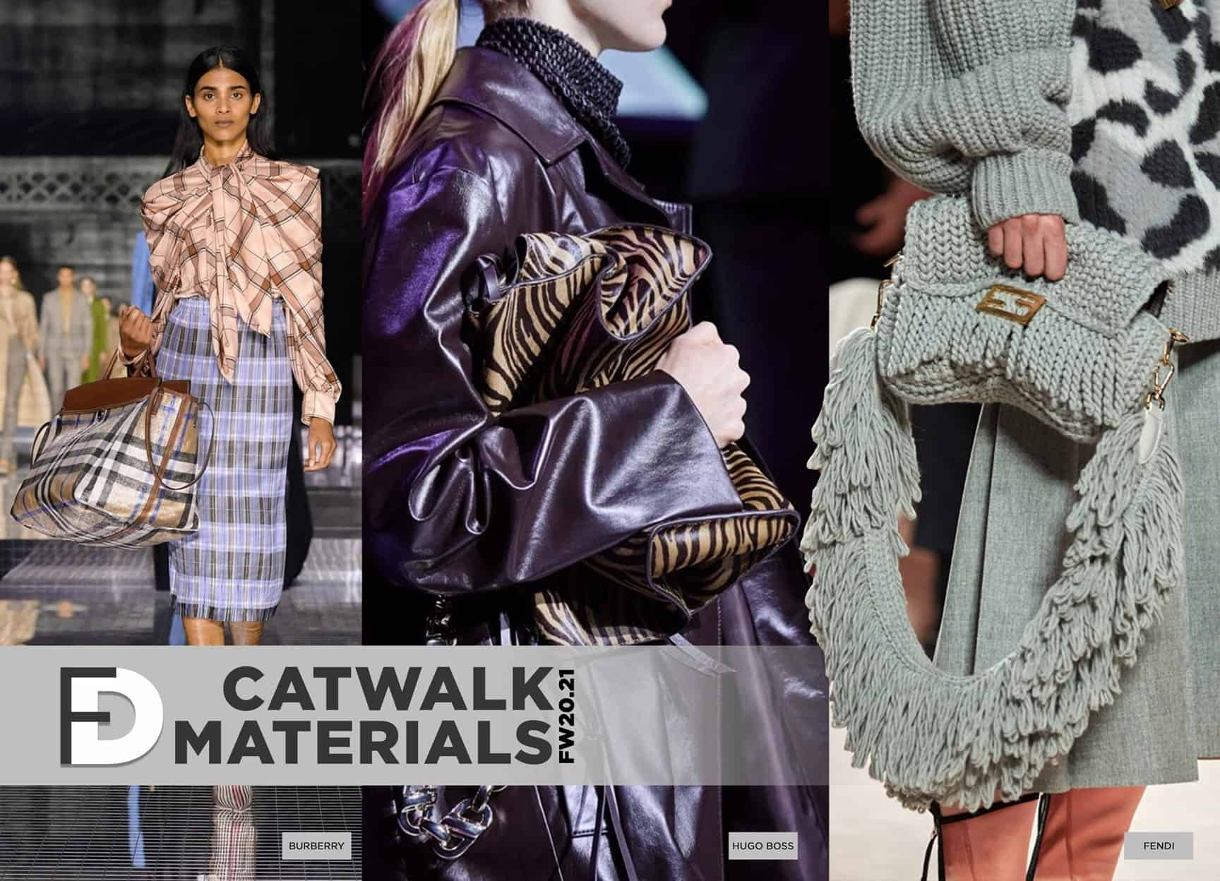 CATWALK MATERIALS FW20.21 fall 2020 1